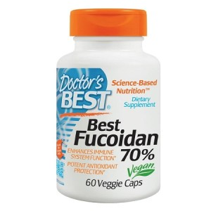 Doctors Best Fucoidan 70 review 300mg 60VC